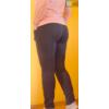 Pamut hosszú nadrág alacsony/normál  hosszúsággal