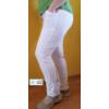 Pamut hosszú nadrág alacsony hosszúsággal
