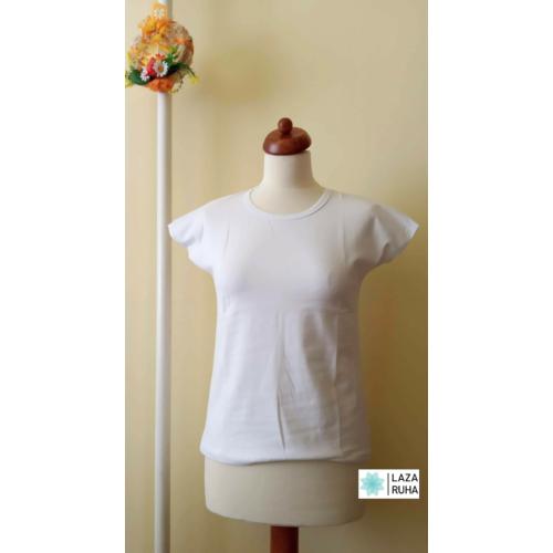 Női egyszínű rövid ujjú póló